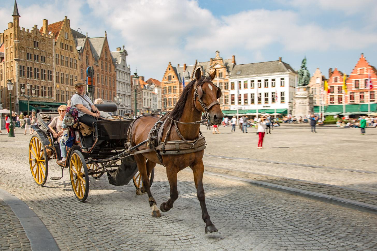 De geschiedenis van België