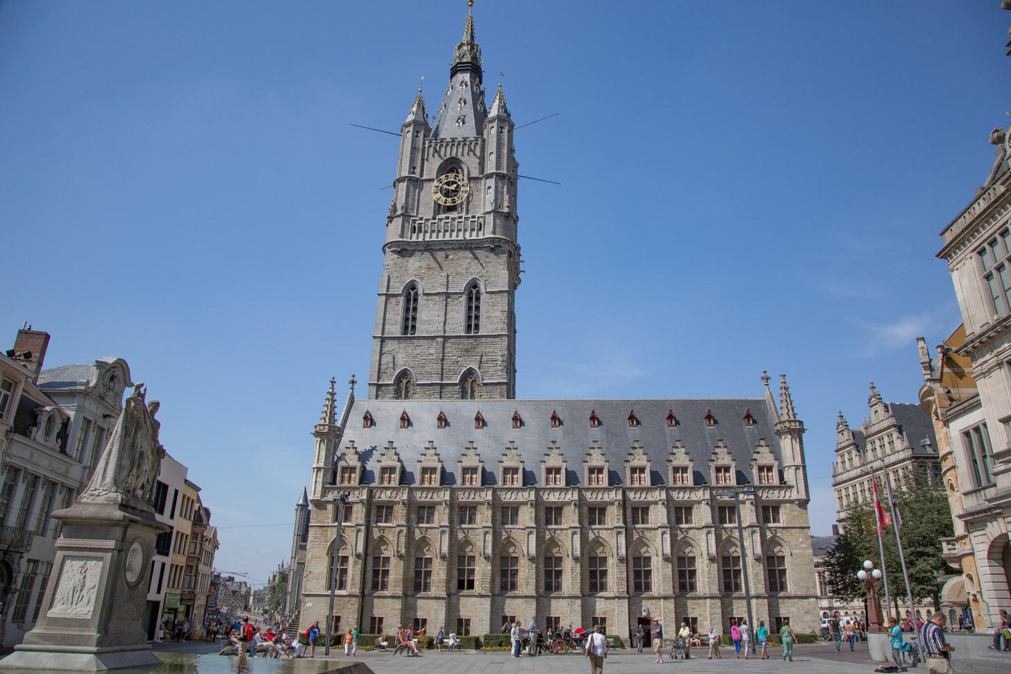 Belforten in België