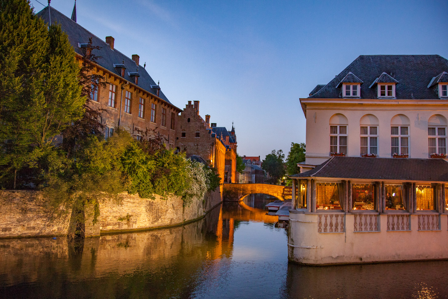 Historisch centrum van Brugge