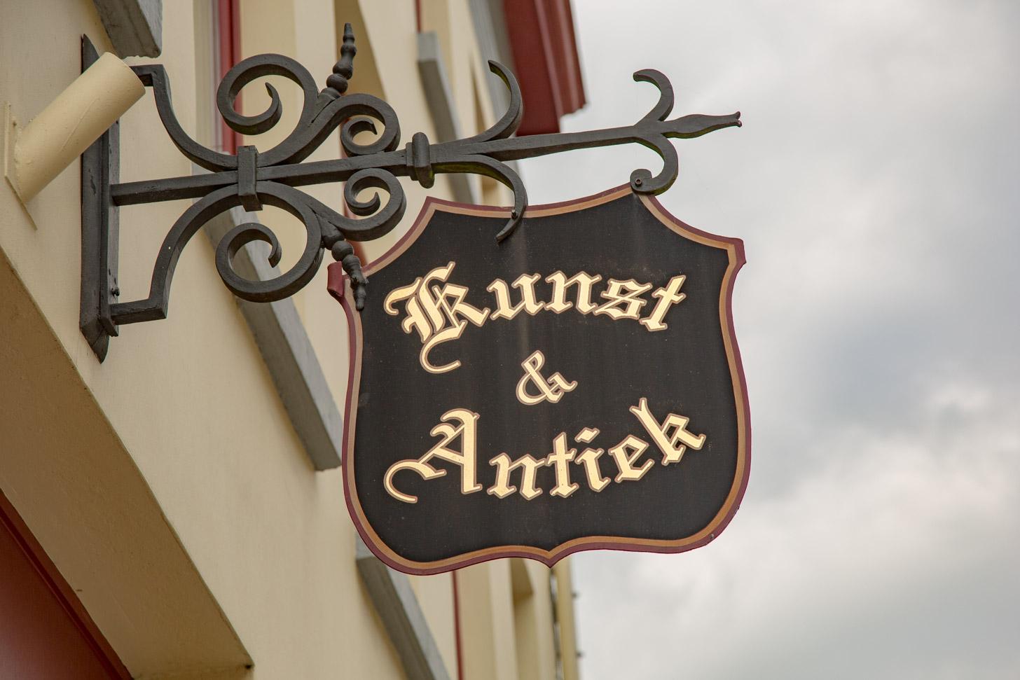 winkelen in België